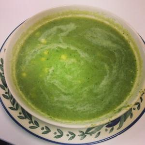 Cabbage & Kale Soup