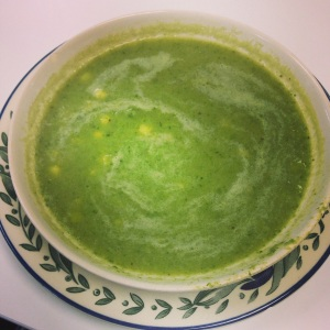 Cabbage & Kale Soup