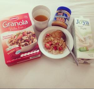 gf vegan breakfast